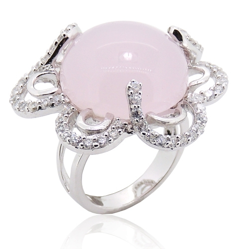 925 Sterling Silver Jewelry at wholesale Price - White CZ