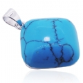 925 silver Turquoise Stone Pendant
